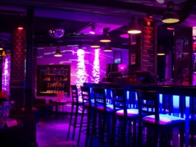 Ночной клуб бар калининград видео с российских стриптиз клубов